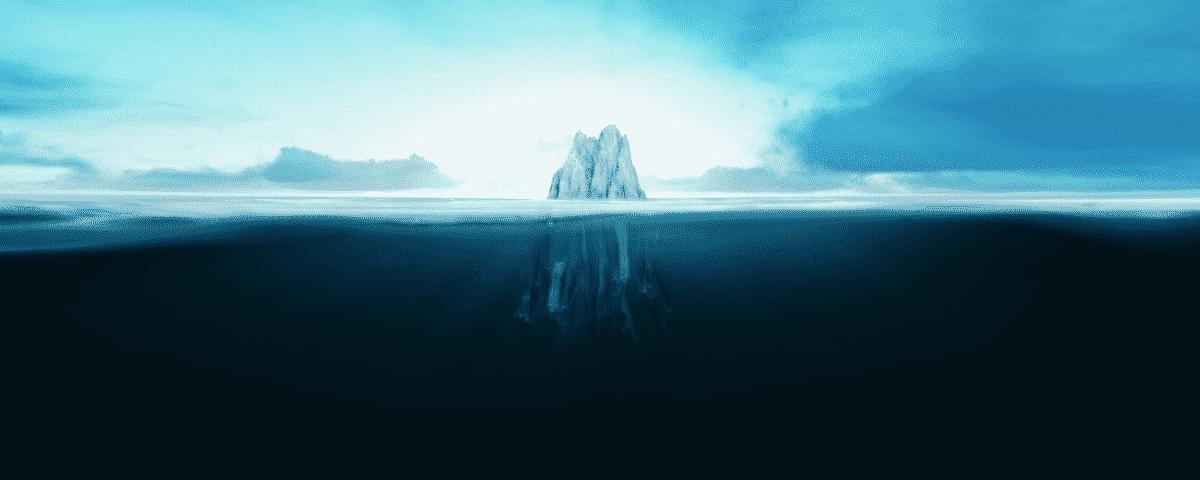Eisberg Bild